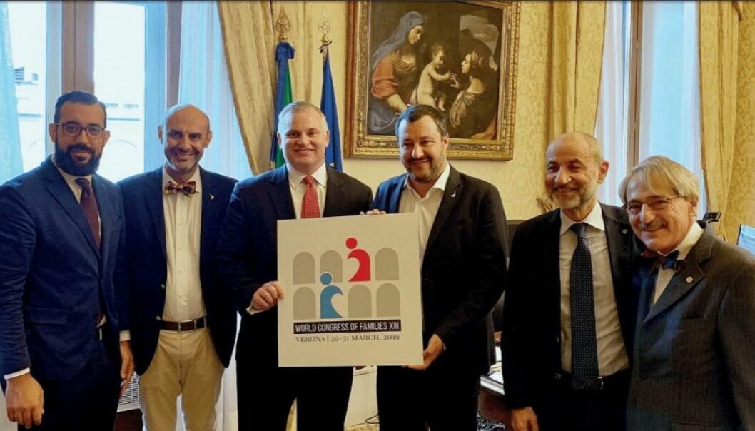 Siden 1997 har World Congress of Families blitt en stor årlig samling. I 2019 åpnet Italias daværende visestatsminister Matteo Salvini åpnet en konferanse i Verona. Da konferansen ble arrangert i Budapest to år tidligere, ble den åpnet av statsminister Viktor Orban.