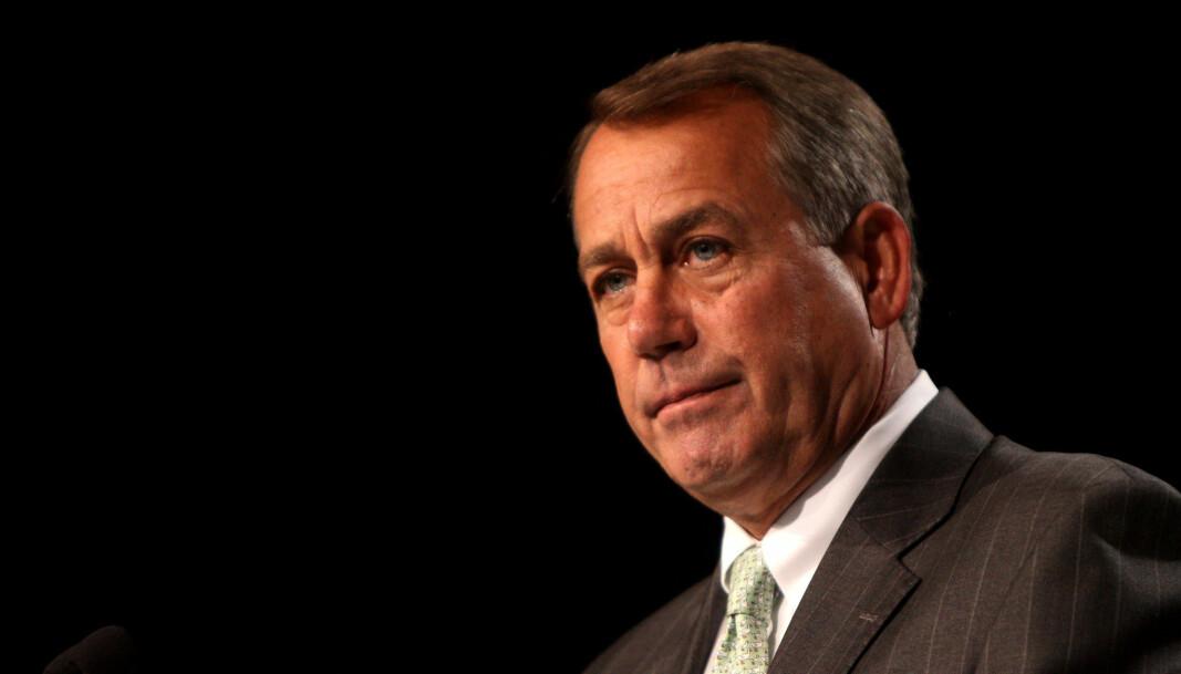 Tidligere Speaker of the House John Boehner er ikke nådig mot en del av sine kolleger i boken <em>On the House</em>.