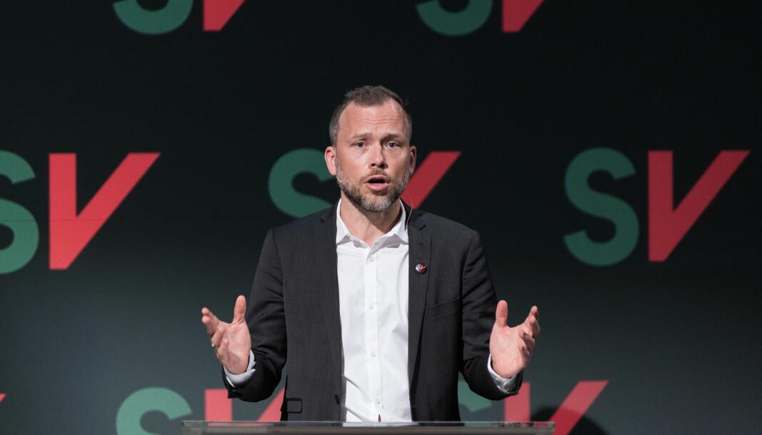 Det er opplagt at Audun Lysbakken og SV vil strekke seg veldig langt for å hindre at Sp får være Aps eneste regjeringspartner, skriver Jan Arild Snoen.
