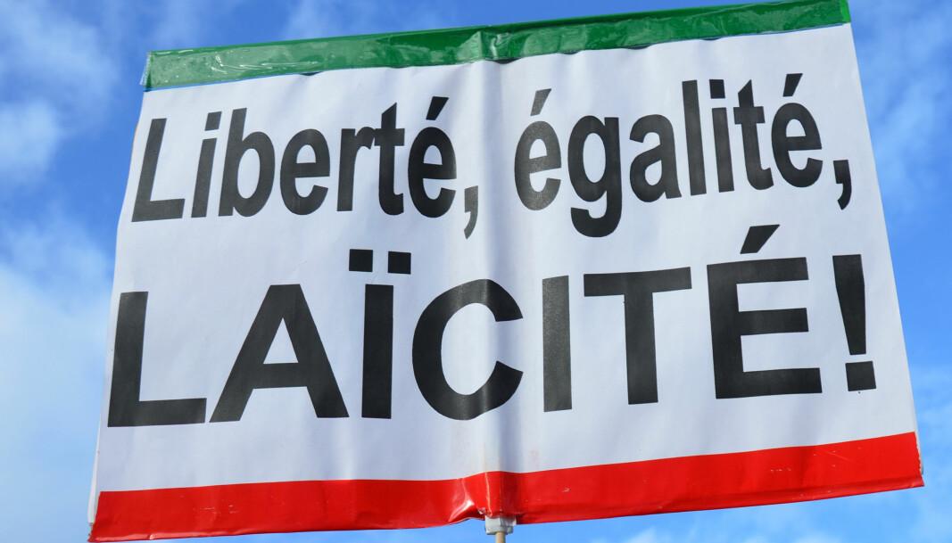 Den franske sekularismen, la laïcité, ble skapt for å skille stat og religion. Den er ikke ute etter å ramme muslimene i særdeleshet, skriver artikkelforfatteren.