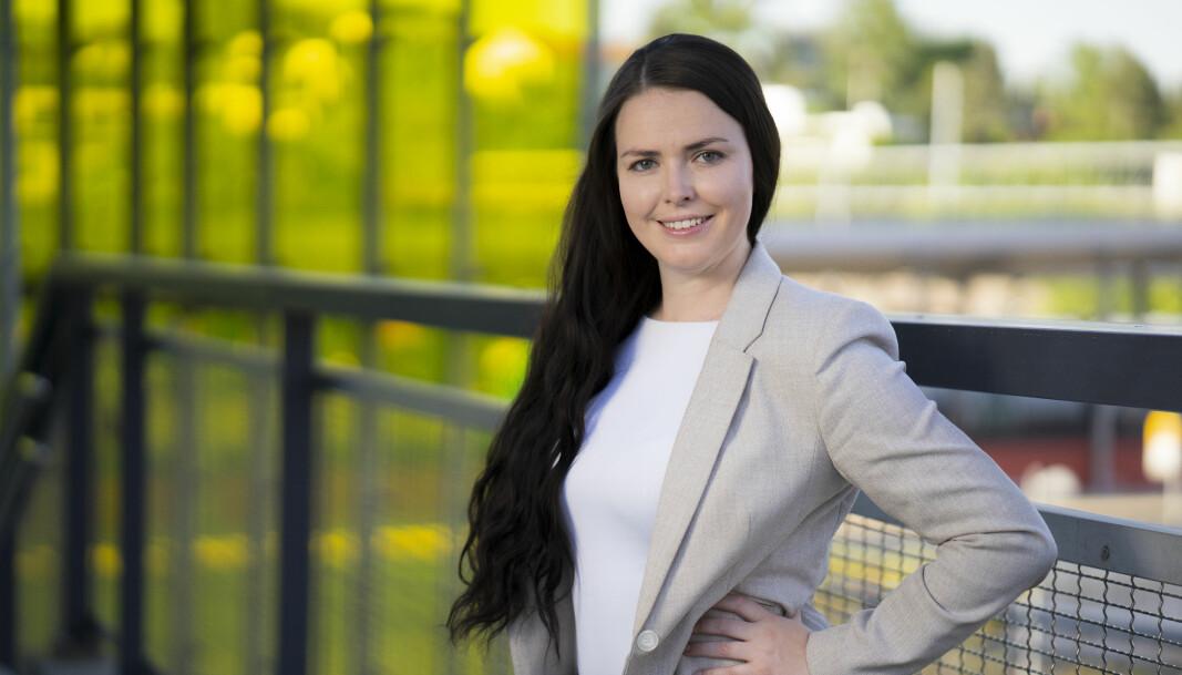 Karine Skaret blir ny kommunikasjonsjef i Novartis Norge