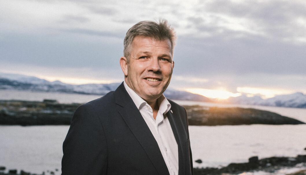 Bjørnar Skjæran, nestleder i Ap, vil også kvitte seg med lakselusa.