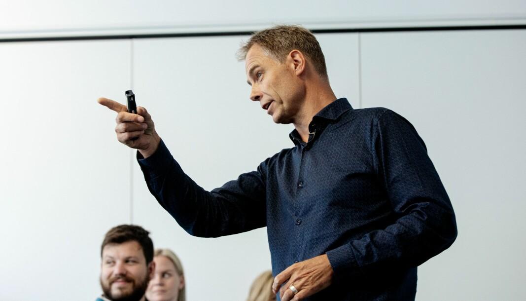 Jens Kjeldsen, professor ved UiB, sier offentligheten virker bli stivere og mindre fleksibel.