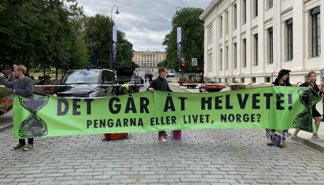 NRK tok kontakt med Extinction Rebellion for å få tak i kvinner som var villige til å sterilisere seg for klima.