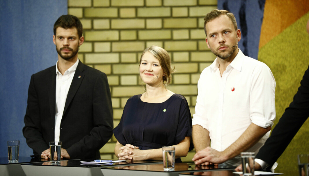OVERVURDERES: Rødt, Miljøpartiet De Grønne og Sosialistisk Venstreparti gjør det bedre på målinger enn i valg, skriver Jan Arild Snoen.